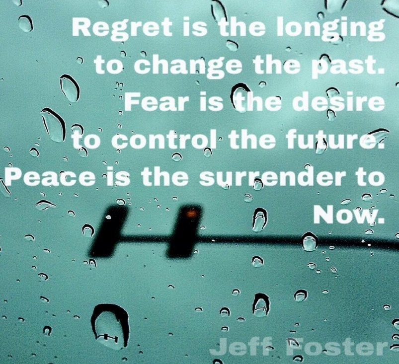 Jeff Foster – Life Without A Centre
