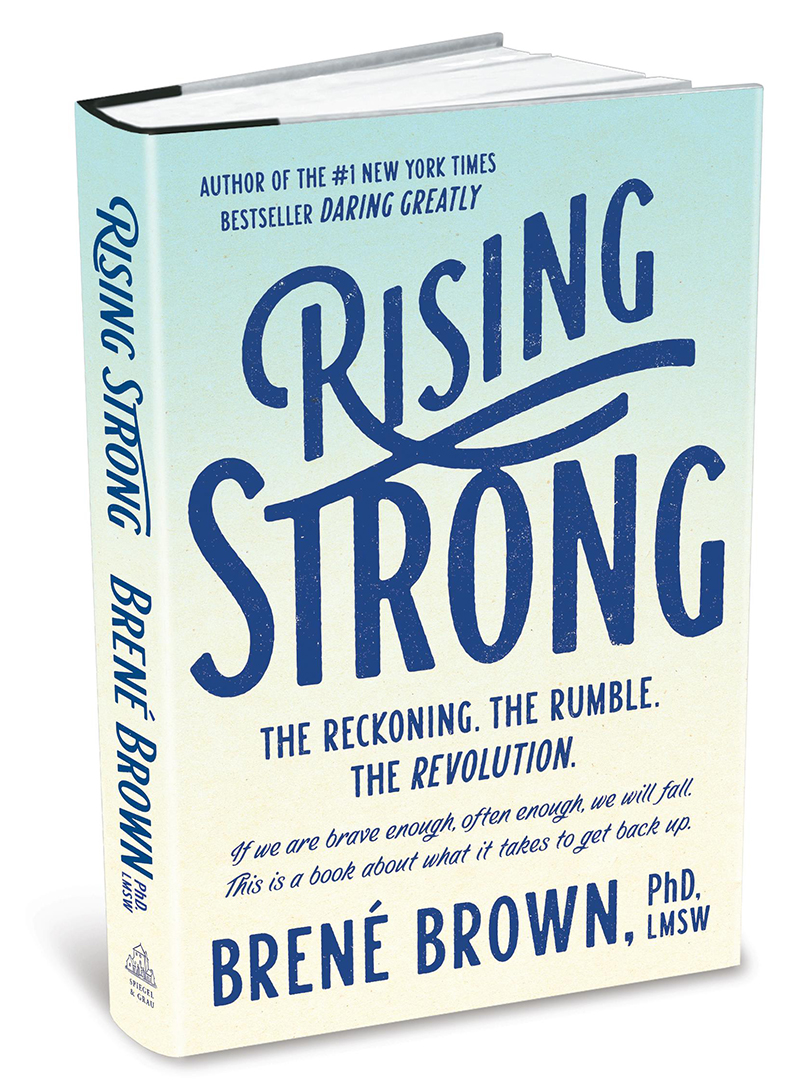 Rising Strong – Brené Brown